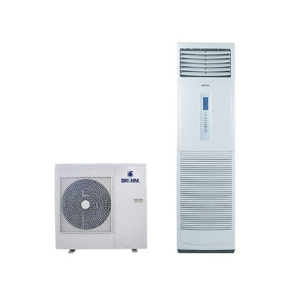 Bruhm 2HP Floor Standing AC BFA-18CR-Free Installation Kit .3M