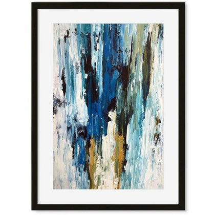 Abstract Framed Wall Art