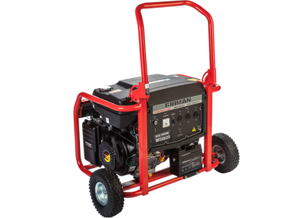 Sumec Firman 7.6Kva Generator With Key Starter ECO-10990ES