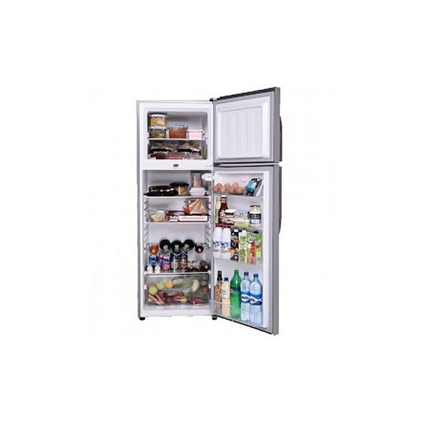 Haier Thermocool 280 Liters Double Door Top Mount Refrigerator  | 280 LUX EX R6 SLV