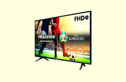 Hisense 43 Inches Full HD LED TV | TV 43 A5100