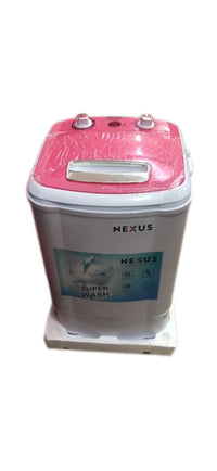 Nexus 4.5Kg Single Tub Washing Machine With Spin