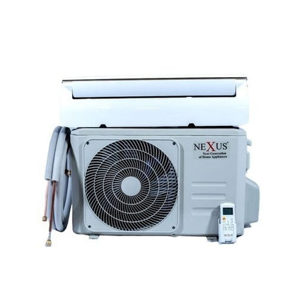 Nexus  1 Hp Low Voltage Split Air Conditioner + Installation Kit White | MSAFA-09CRLV