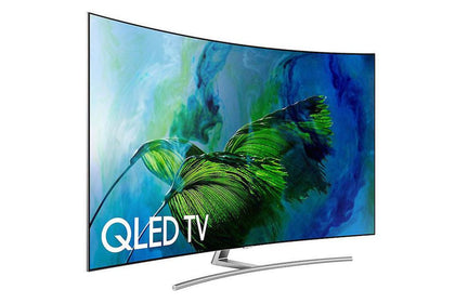 "55"" Q8C QLED Curved Smart 4K UHD TV"