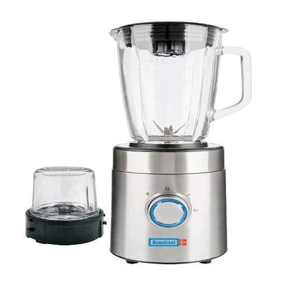SCANFROSRT 1.5L GLASS JAR BLUE LED lIGHT BLENDER SFKAB 407