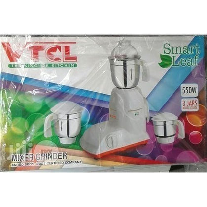 VTCL Blender Grinder And Mixer Set -550 Watt