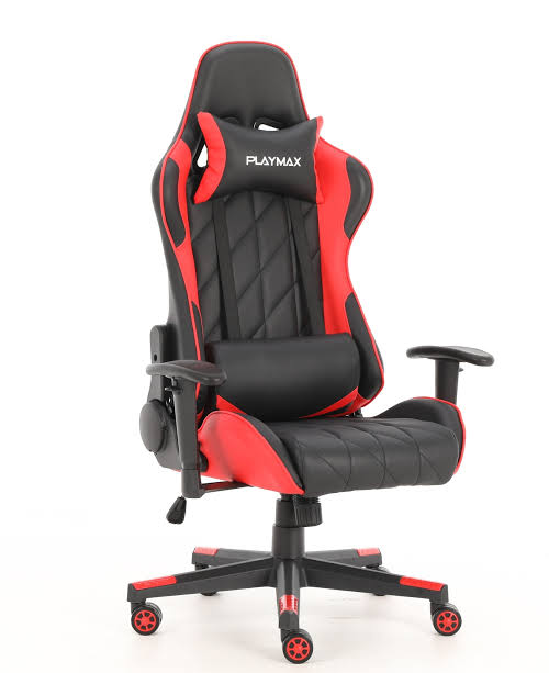 Gaming & Relaxation Leather Chair
