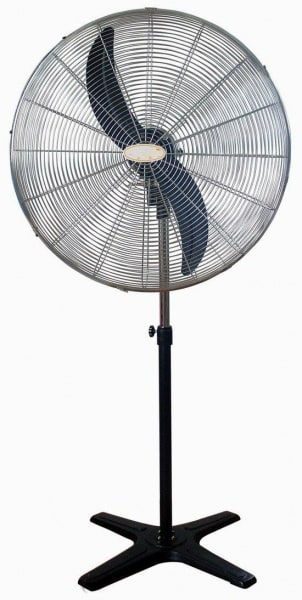 Ox 26 Inches Industrial Standing Fan