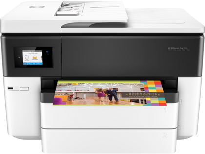 HP OfficeJet All In One Printer | HP-7740