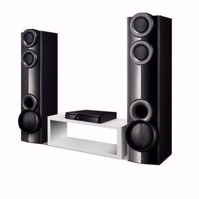 LG 1000W Bodyguard Dvd Home Theatre System | AUD-675LHD