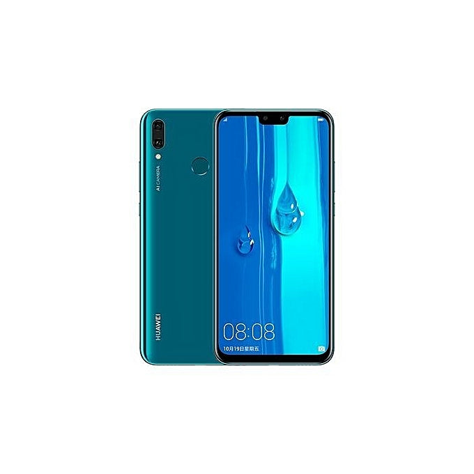 Huawei  Y9 (2019) Smartphone Sapphire Blue