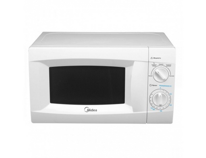 Midea 20L Microwave Oven-White MM720