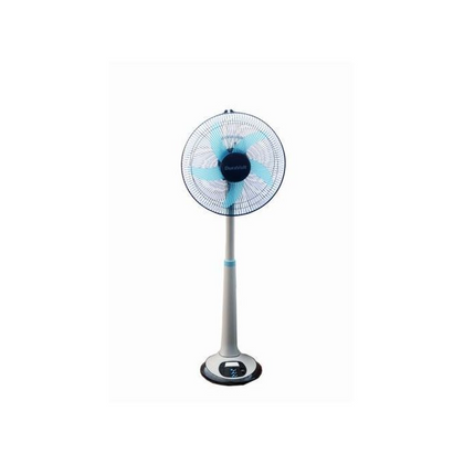 Duravolt 14 Inches Rechargeable Standing Fan With USB Port |