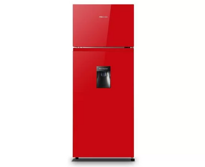 Hisense 204 Liters Double Door Refrigerator with Water Dispenser | REF 205 DRB