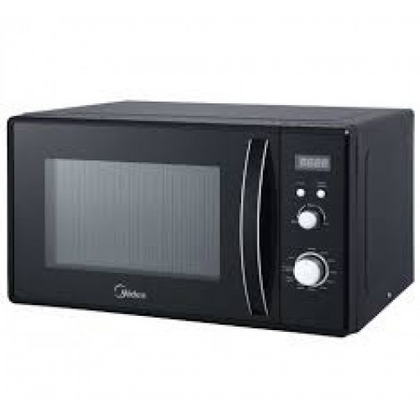 Midea 20L Microwave Oven With Grill -Black MG720