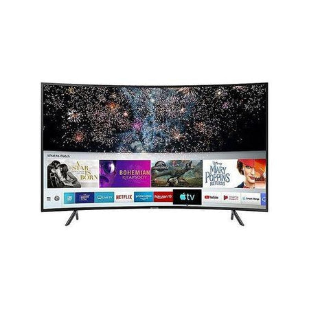 Polystar 43 Inches Curved Smart Full HD TV | PV-JP43CV2100SY