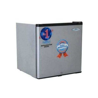 Haier Thermocool 50 Litres Bedside Small Fridge | 67BS R6 SLV