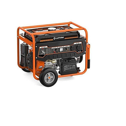Lutian 6.9Kva Generator with Key And Remote Control | LT6500