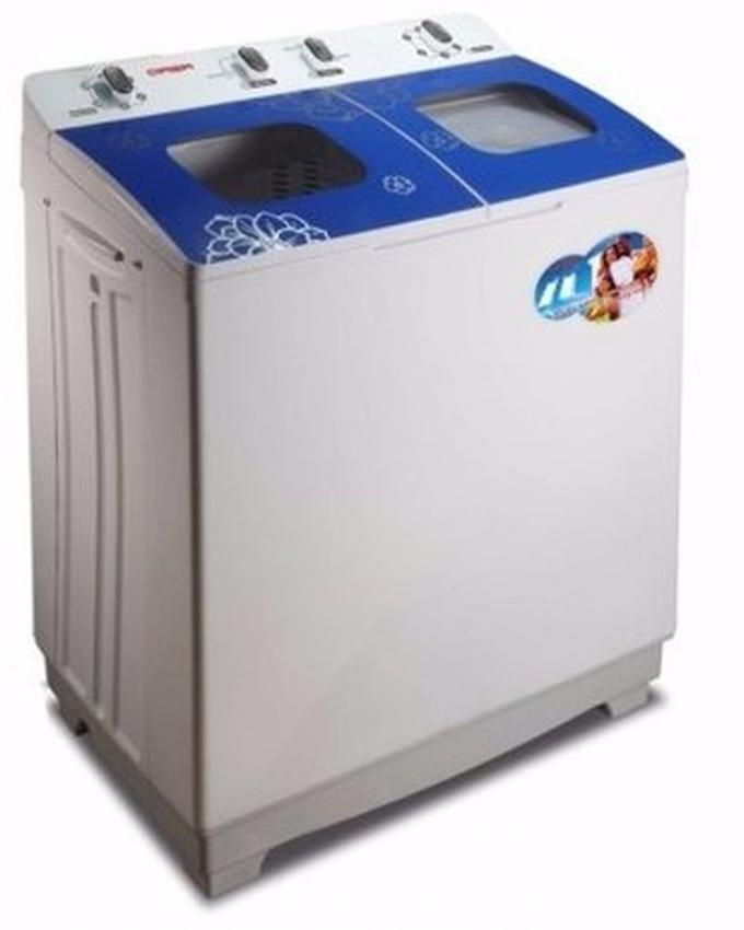 Qasa  16.2 Kg Double Tub Washing Machine 10.2 Kg Washing & 6 Kg Spinning Qwm 155 Dx