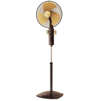 Panasonic Standing Fan With Light and Timer | F-407W