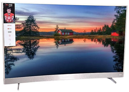 Tcl  55 Inches Smart Curve Tv