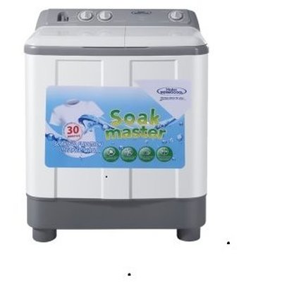 Haier Thermocool  Washing Machine Top Load Semi Automatic Tlsa08 8 Kg