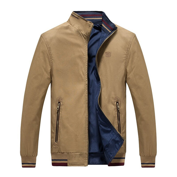 MRMT 2021 Brand Men's Jackets Vertical Collar Overcoat for Male Cotton Jackets Outer Wear Clothing Garment
