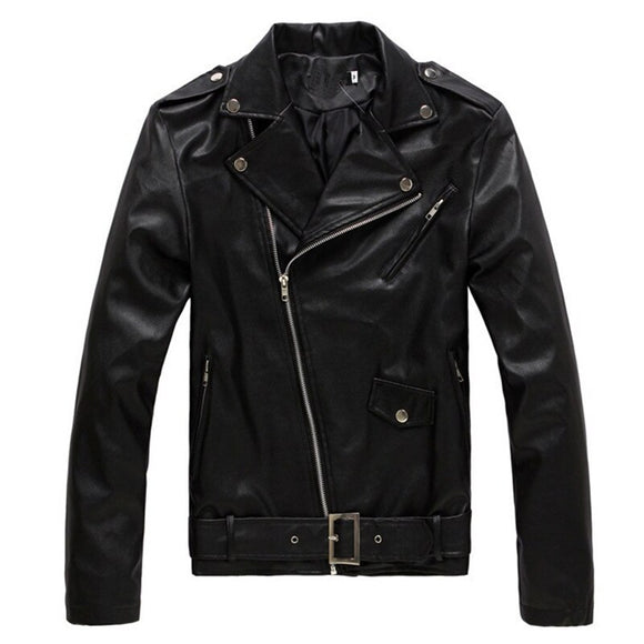 MRMT 2021 brand men's jacket spring and autumn new leather jackets Overcoat For Male Outer Wear Clothing Garment