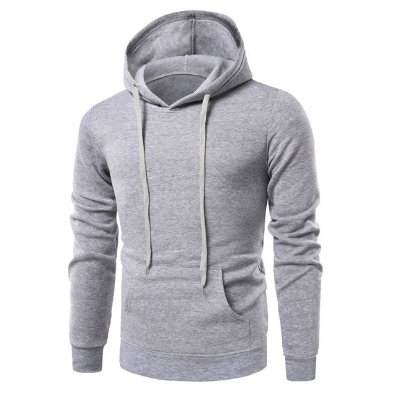 MRMT 2021 Brand New Men's Hoodies Sweatshirts Long Sleeved Hooded Pullover for Male Youth Pure Color Hoodie Sweatshirt
