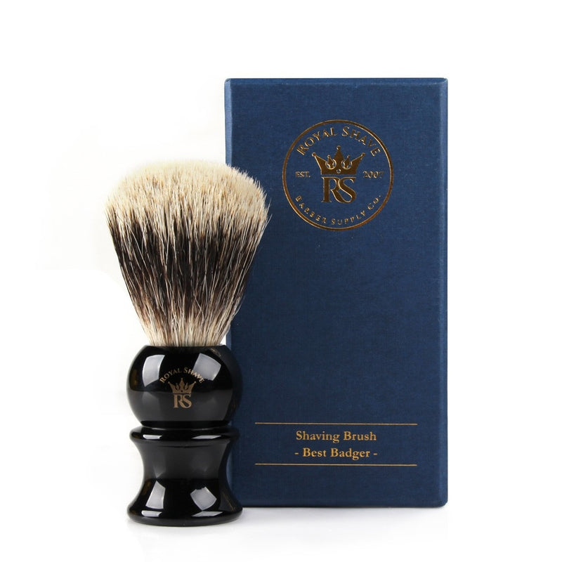 RoyalShave 6-Piece Wet Shaving Set, Merkur 38C w- Taylor of Old Bond Shaving Cream