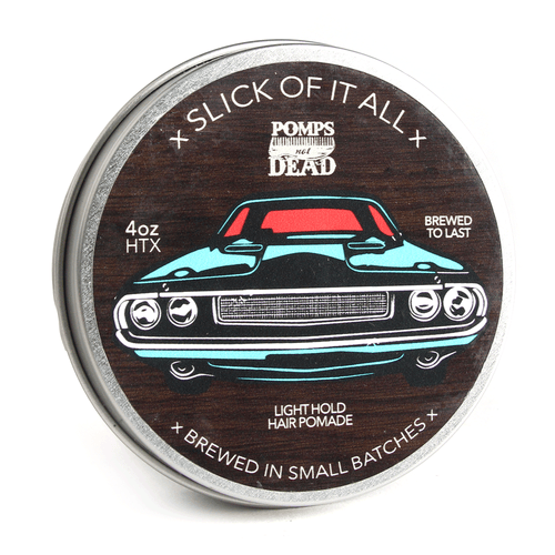 Pomps Not Dead Slick of it All Pomade - Main