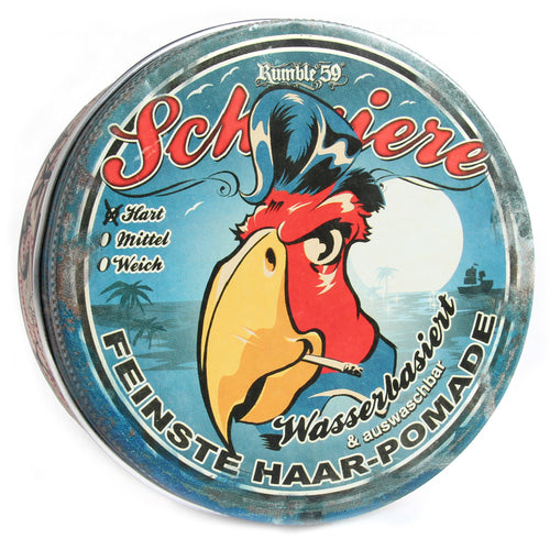 Schmiere Water Based Pomade, Strong Hold