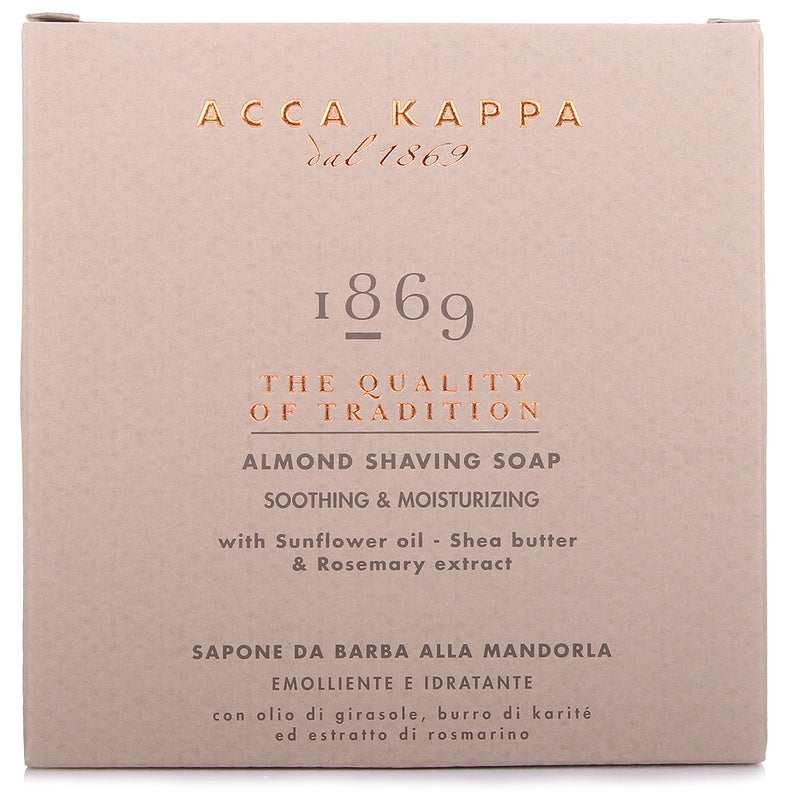 Acca Kappa 1869 Almond Shaving Soap Refill