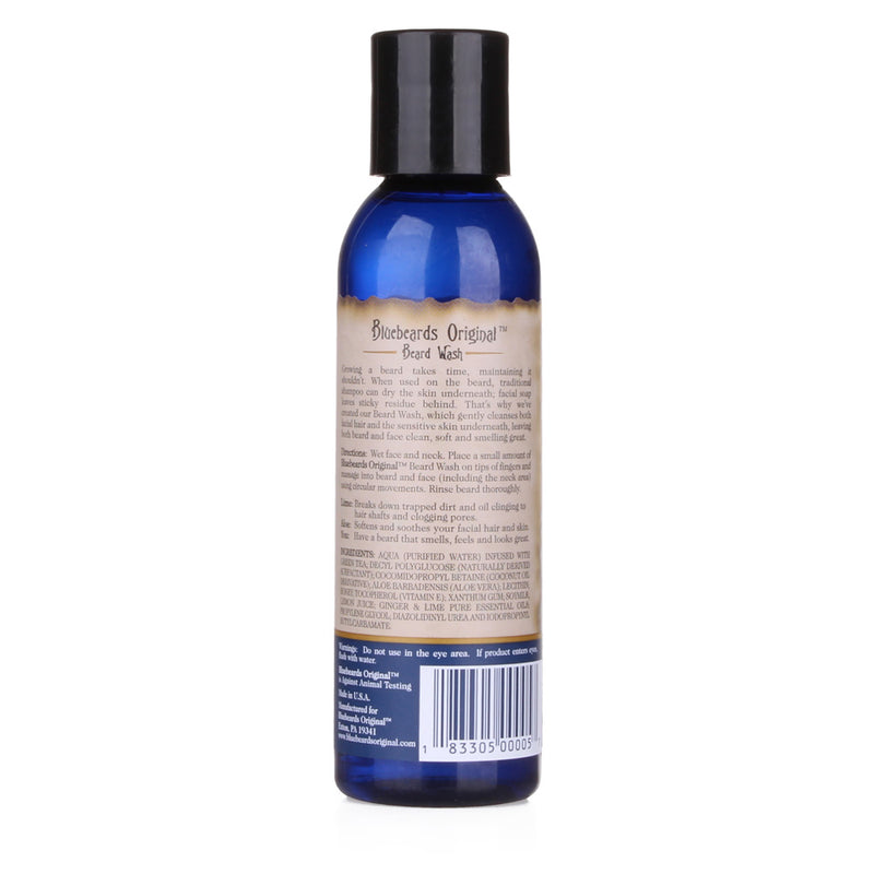 *Bluebeards Original Beard Wash