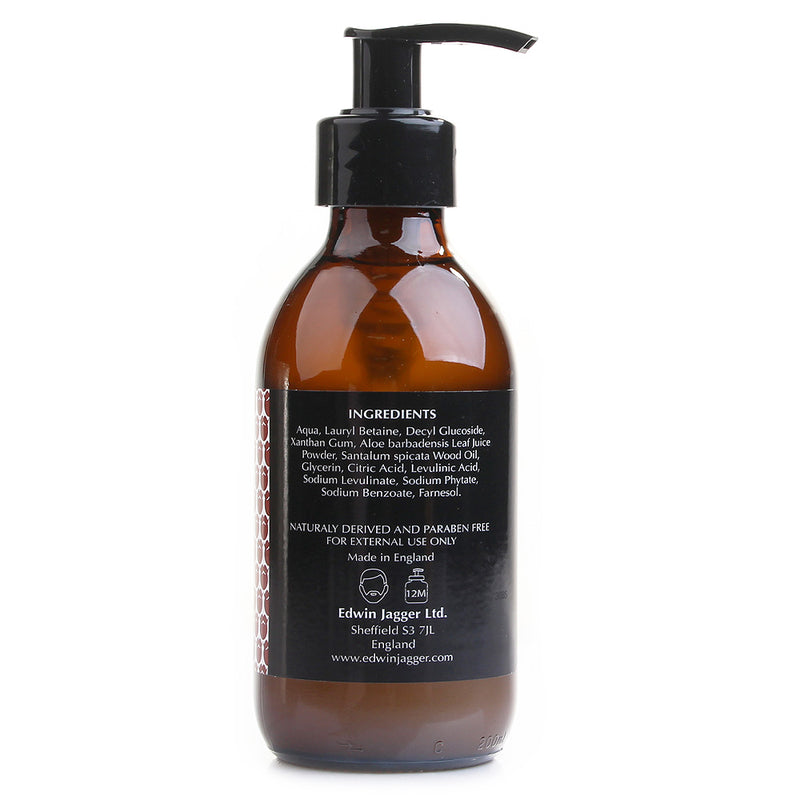 Edwin Jagger Conditioning Beard & Moustache Wash