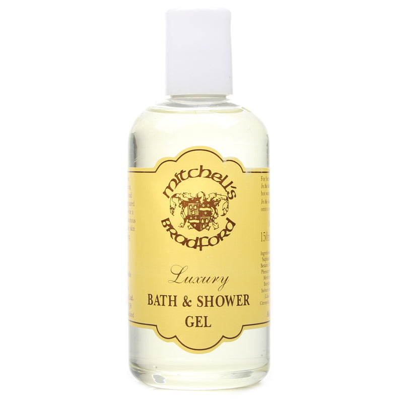 Mitchell's Wool Fat Bath and Shower Gel