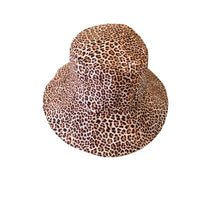 Load image into Gallery viewer, Bucket Hat- Leopard