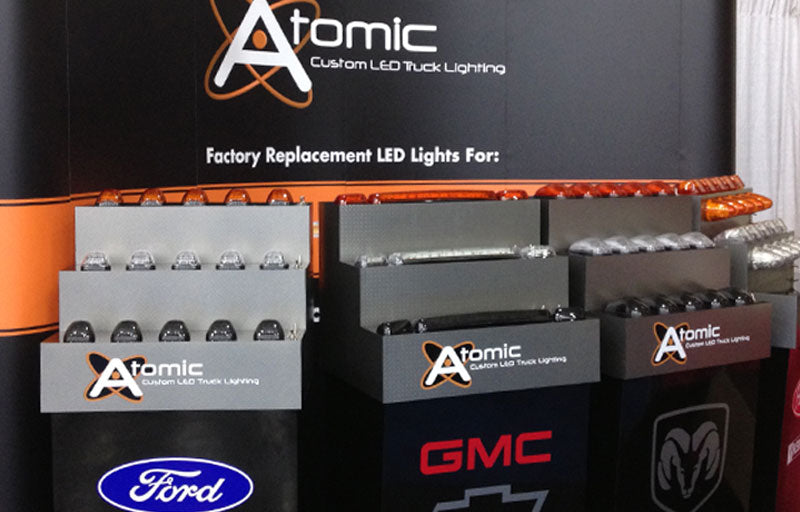 About Atomic LED Lights
