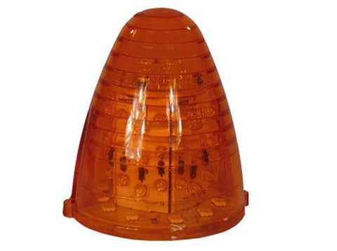 Class 8 Single Bullet Light - Amber