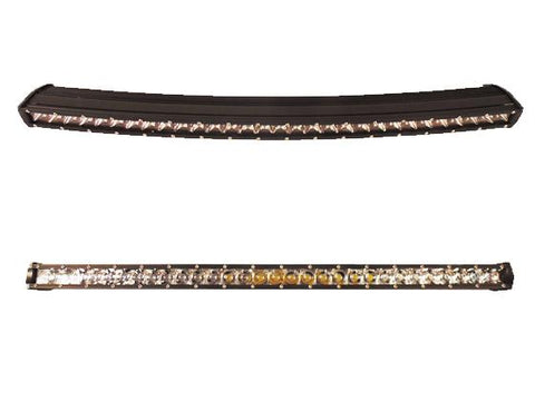 25 inch 120W Curved Slim LED Light Bar