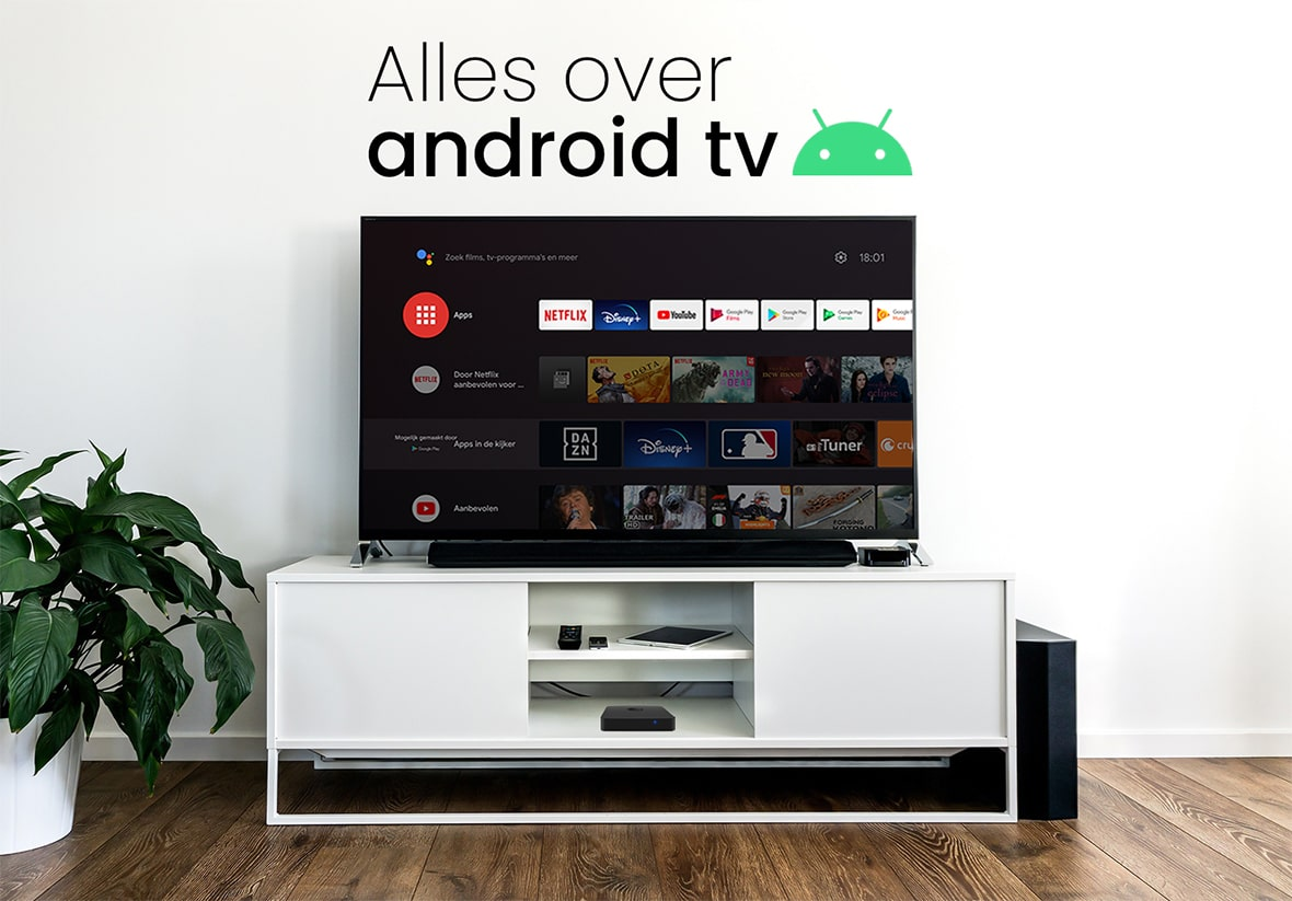 Alles over Android TV en de Android TV Box