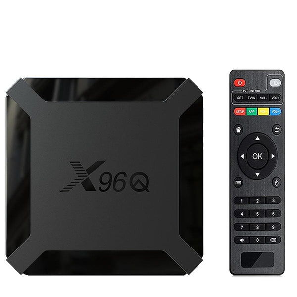 Vendrix X96 XL 4K - 2GB RAM - 8GB ROM - Android TV Box