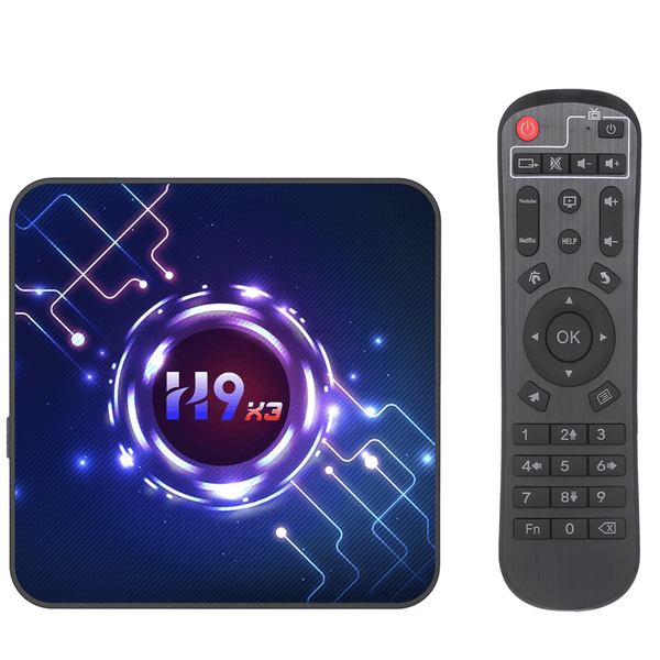 Nintai B9 Android TV Box - 8K Resolutie - 32GB ROM - 4GB RAM