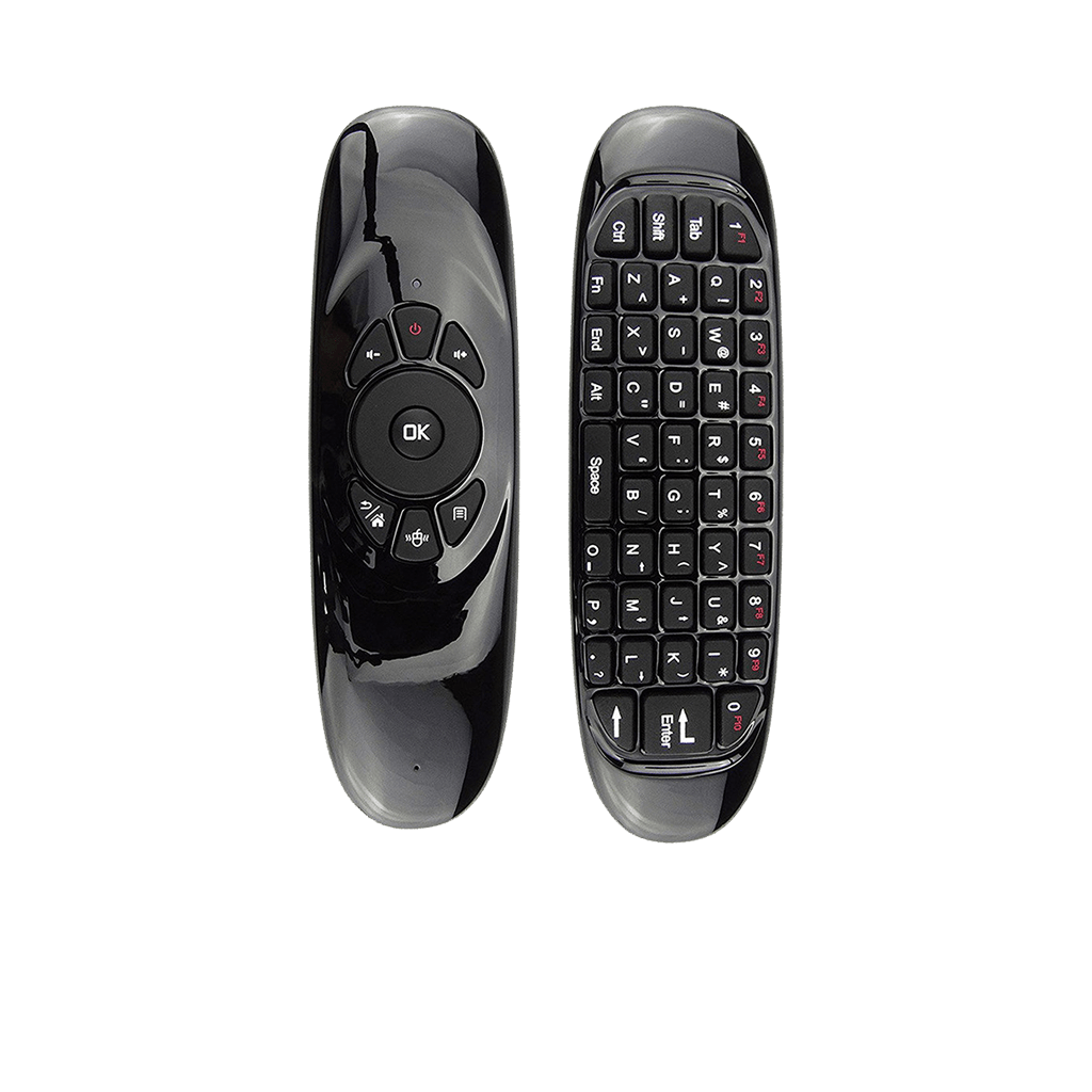 Philly C1 Smart Remote + Keyboard