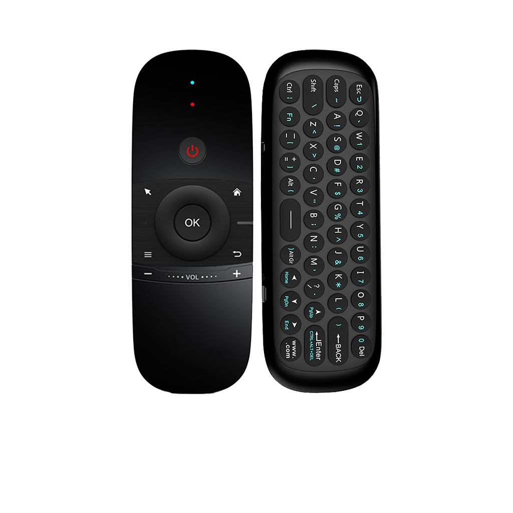 Philly W1 X Air Bluetooth Smart Remote + keyboard - Boji