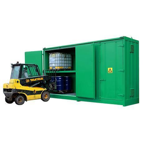 Fire Rated Forklift Access Stores