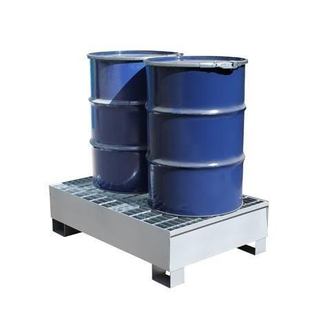 Steel Drum Spill Pallets