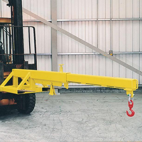 Crane Jib Attachments