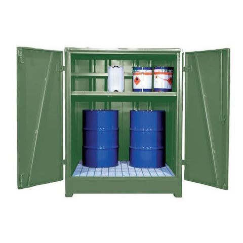 Outdoor Bunded Storage - Price promise*