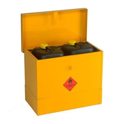 Flammable Liquid Bins